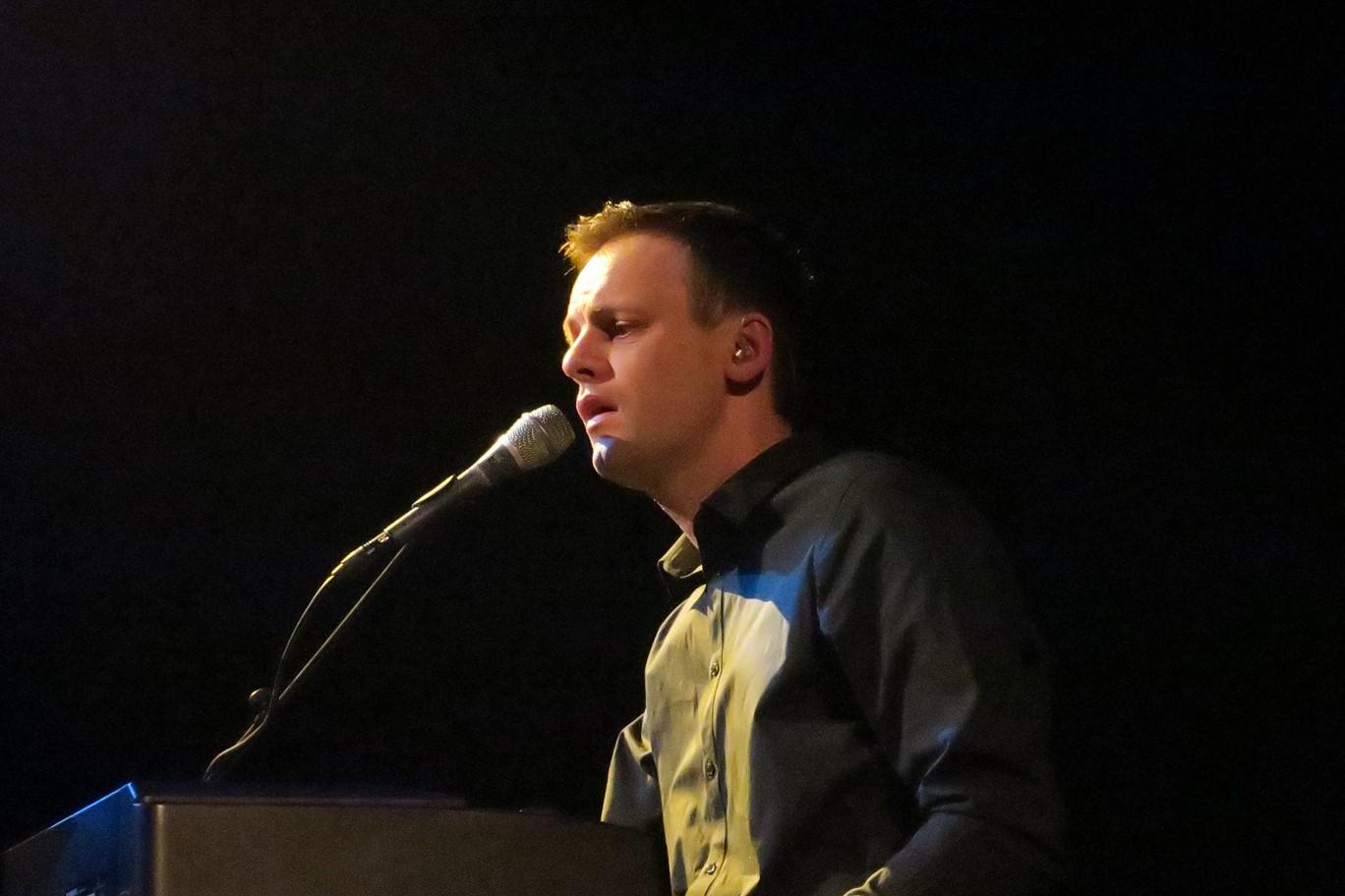 John Jager: zanger en bandleider